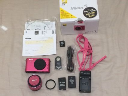 Nikon J2微單眼相機