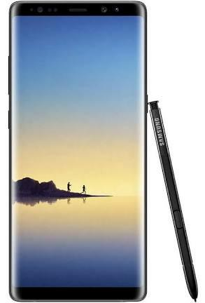 Samsung Galaxy Note8 Handphone    (Colour: Orchid Gray)