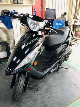 台鈴 NEX125 2011年出廠