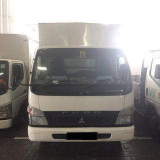 Mitsubishi Fe83 14ft Box for Rent !!