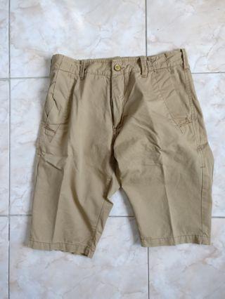 G-Star Shorts Celana Pendek coklat size 30