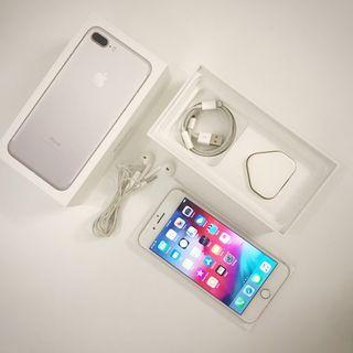 Original Apple iPhone 7 Plus 128GB - MY Set