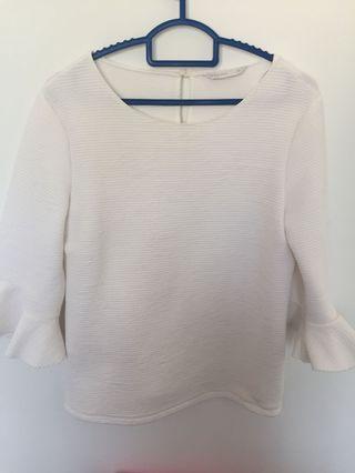 Padini white top