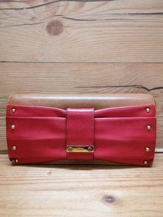 Authentic Chloe long wallet
