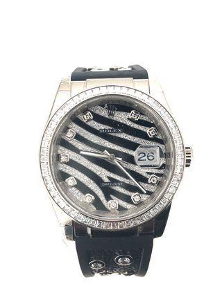 Rolex Zebra 116199 sanr