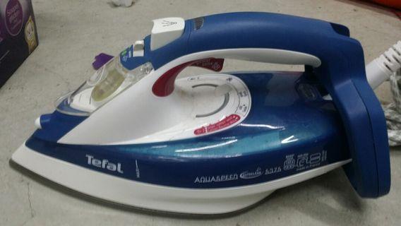 Tefal Aquaspeed FV5375 retail:$ 126