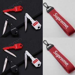 Folding Knife with landyard Sup