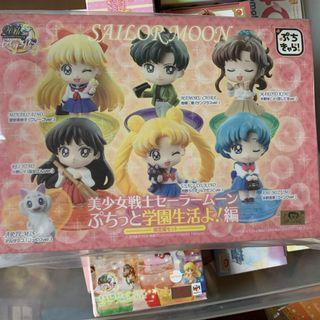 Sailor moon 美少女戰士 校園生活編 20周年限定版 日版