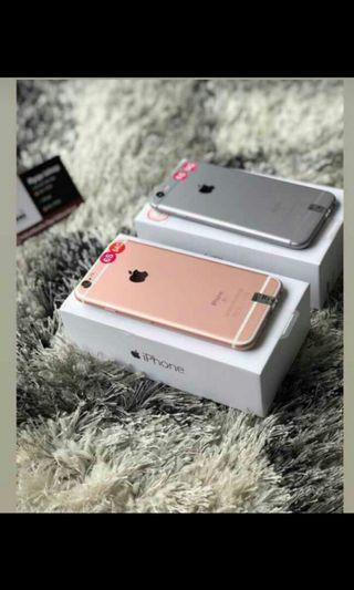 Iphone 6s 64gb brand new boxed