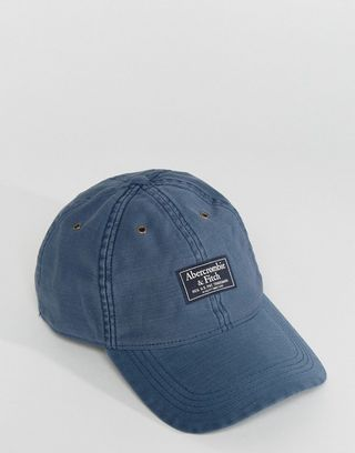 7a0d0d9bcd5b3 Abercrombie and Fitch Hat Baseball Cap AnF Hollister