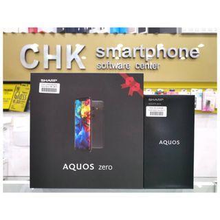 🚚 旋轉最優惠 夏普首款 OLED 螢幕手機 SHARP AQUOS zero 贈送 SHARP原廠專屬大禮包