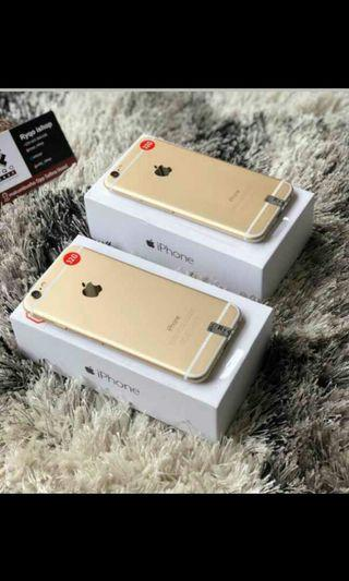 Iphone 6 32gb brand new boxed
