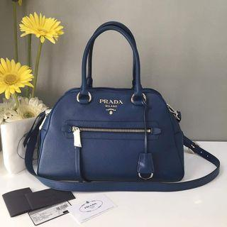 852a3f3c1d2cee prada tote bag leather | Luxury | Carousell Singapore