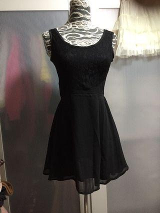 Black dress, free