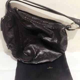 Preloved Fendi Clutch Bag