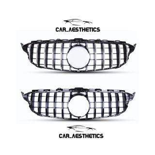 Fitted for Mercedes GTR Grill / AMG Grill / Diamond Grill - All Models