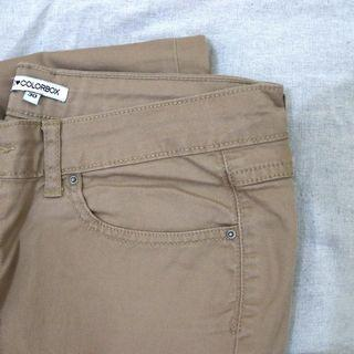 Colorbox Nude Jeans