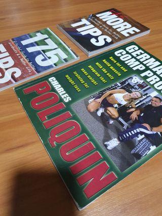 🚚 Fitness Books Poliquin