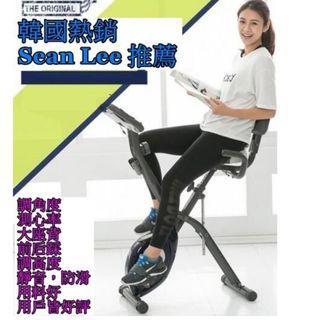 健身車 健身單車  減肥瘦身運動動感單車 xbike 韓國熱賣 拉繩版