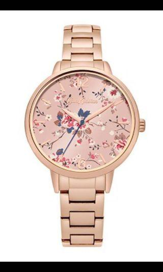 Price Reduced ! Cath Kidston Trailing Rose Watch