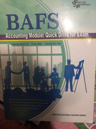 BAFS (HKDSE exam series)