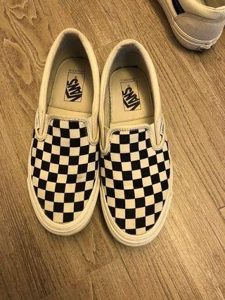 Vans Slip on checkerboard OG