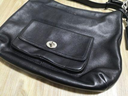 Full Leather Handbag from Coach