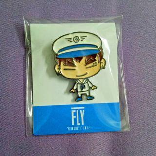 GOT7 1st Concert Brooch - JB