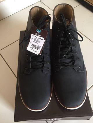Men's Shoes / Black Shoes / Sepatu Pria