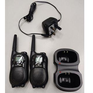 Amytel AW1010T walkie talkie 對講機套裝 (第一套)