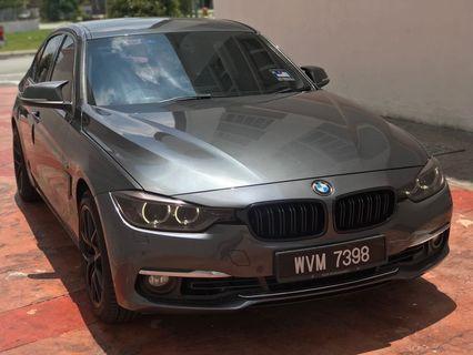 BMW F30 ( 320d sport ) direct owner