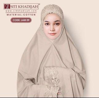 Siti khadijah Lambaian Authentic Telekung