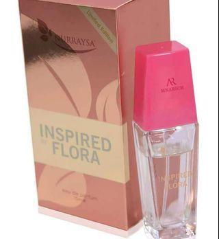 Perfume Inspired Flora