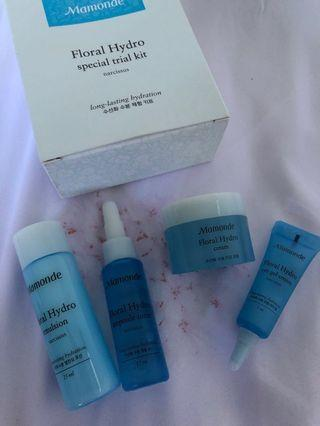 🚚 Mamonde Hydro Trial Kit