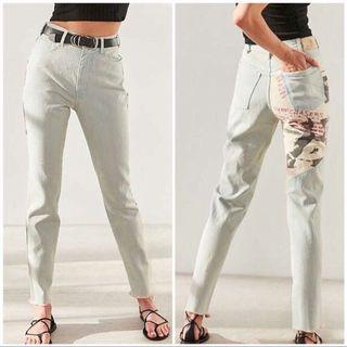 Urban Oufitters Gotcha Icons of Culture Jeans