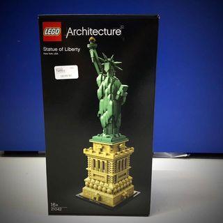 Lego Architecture- Statue of Liberty 21042