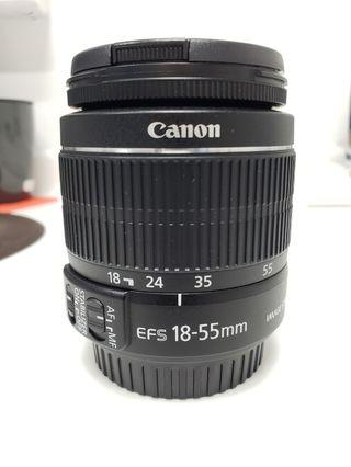 Canon 18-55mm IS 2