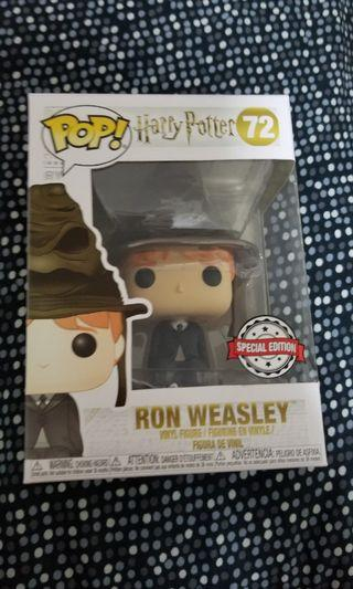 🚚 Funko Ron sorting hat