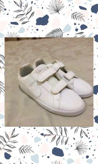 Sepatu Putih Anak Nike - FREE ONGKIR