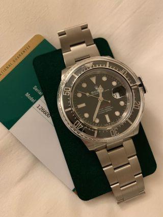 🚚 Rolex Seadweller (New)