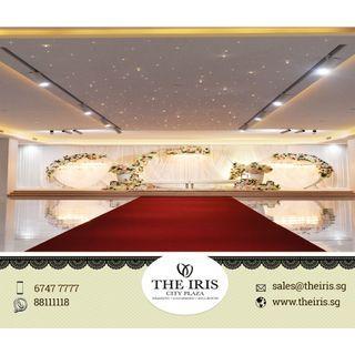 Malay Wedding Package 2019 Singapore - The Iris City Plaza ( 6 7 4 7 7 7 7 7 )