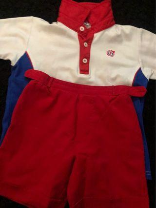 🚚 PCF Boy's Uniform to give away