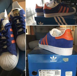 Adidas SuperStar Suede - East River Rival