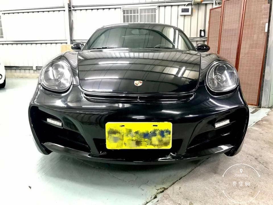 2007年 Porsche Cayman 3.4S