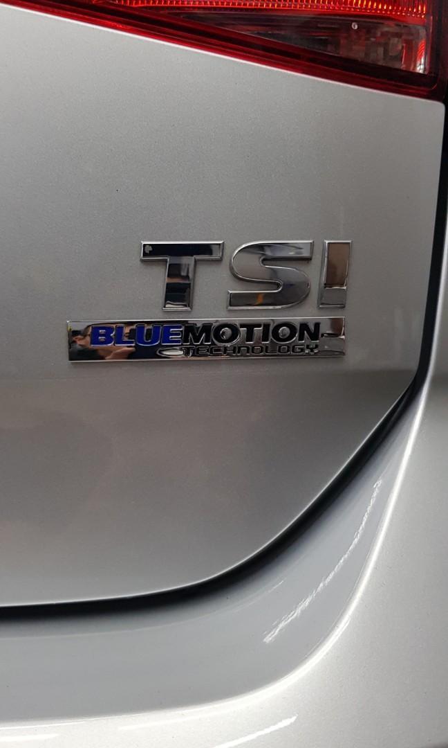 2012年12月出廠2013年式Golf 1.2TSI BULE MOTION