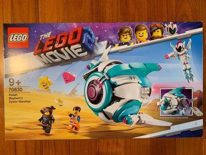 Lego Movie 70830 Sweet Mayhem's Systar Starship