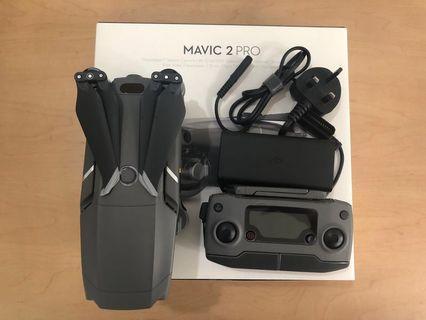 🚚 Mavic 2 Pro