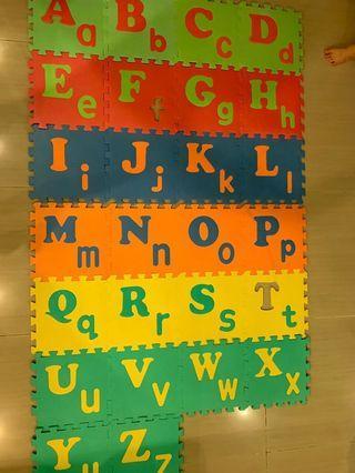 ABC Puzzle Mat