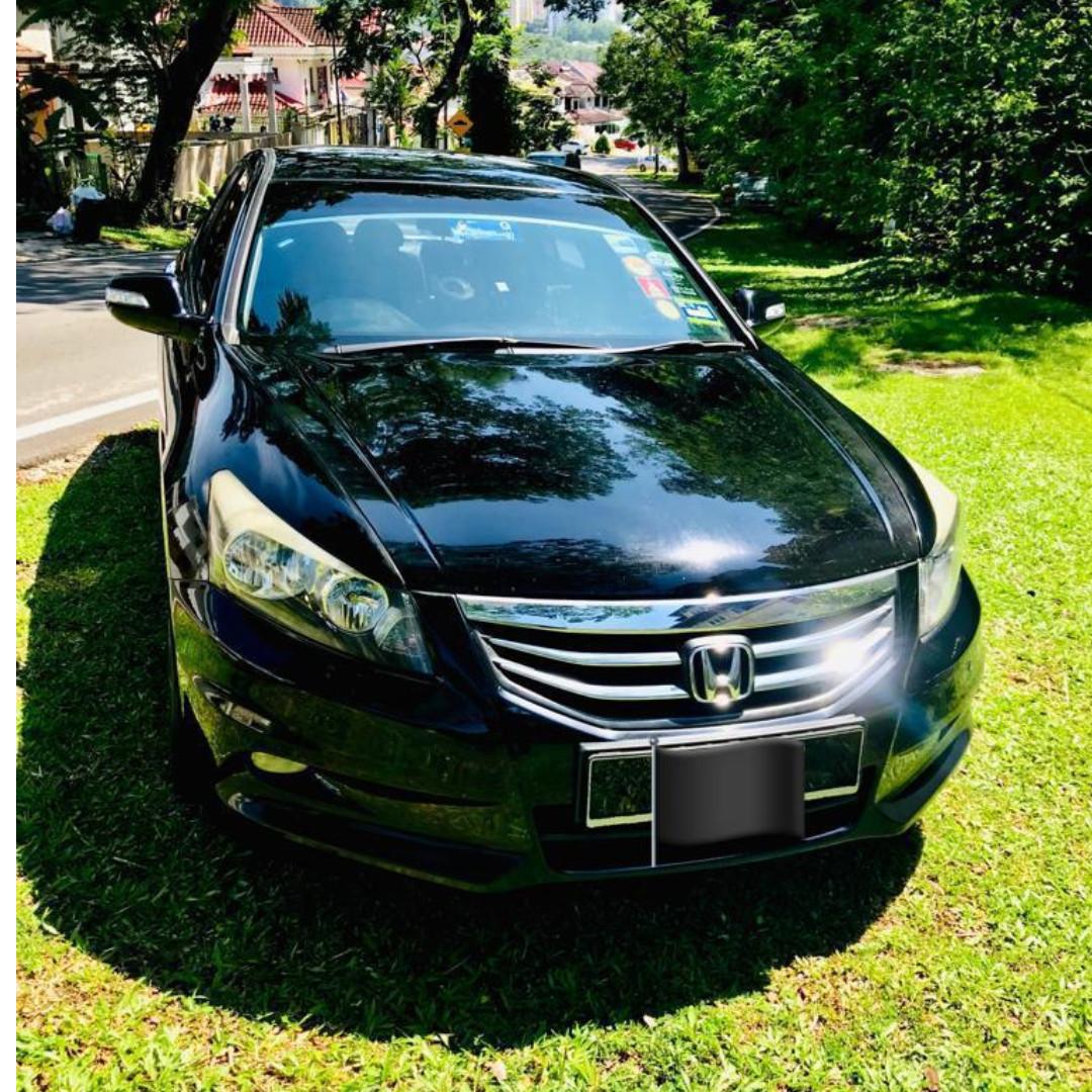 2013 Honda Accord 2.0 VTi-L Facelift Full Spec (Leather Seat)