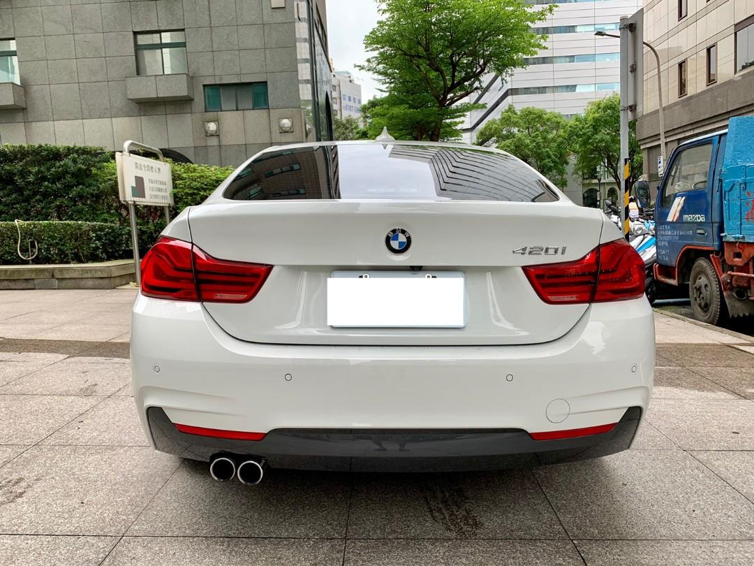 2017年總代理BMW 420i Gran Coupe